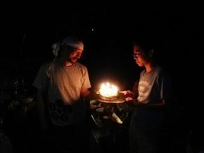 Photo: 誕生日な二人...