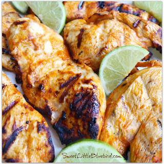 Kickin' Chicken Marinade Recipe
