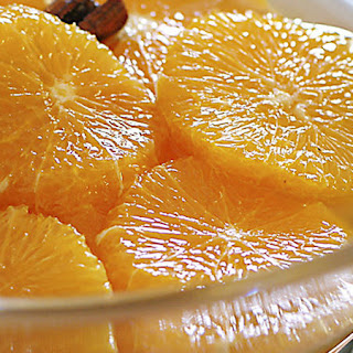 Oranges in Syrup