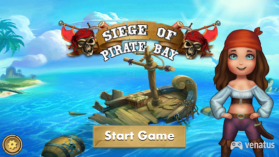Siege of Pirate Bay- screenshot thumbnail