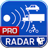 Radarbot Pro: Speed Camera Detector & Speedometer