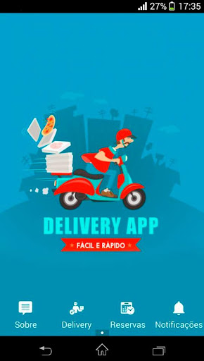 Delivery Meo App