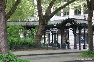 Photo: (Year 2) Day 339 - The Pergola in Pioneer Square