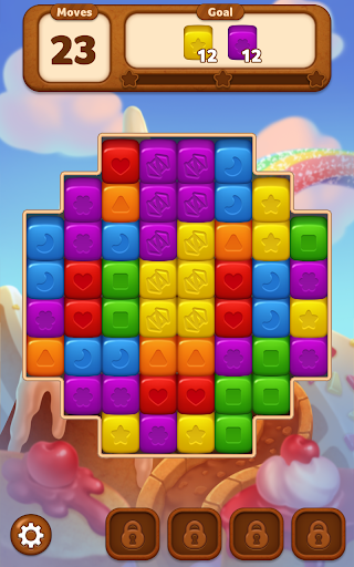 Sweet Blast: Cookie Land 20.0618.00 screenshots 1