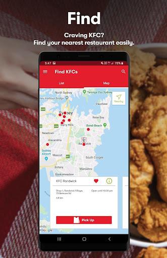 KFC - Order On The Go 20.3.1 Screenshots 4