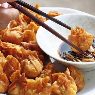Crispy Golden Dumplings - Fried Wonton & Shui Jiao