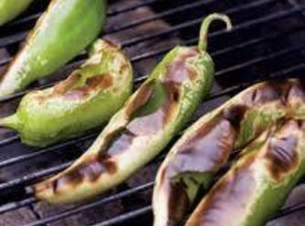 I like to use New Mexico green Chile
