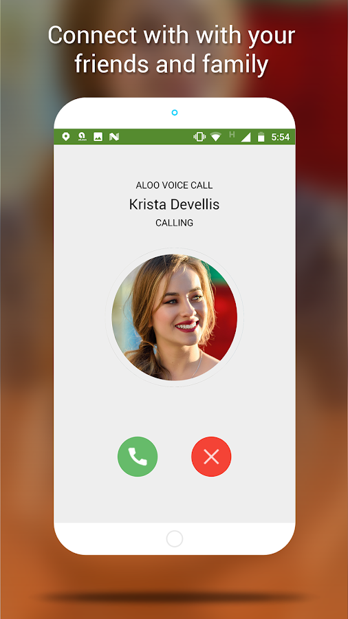 ALOO - Message and Video Calling- screenshot