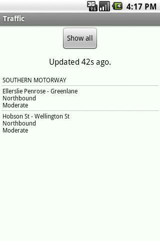 NZRoadInfo screenshot 6