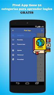 Pivel App - Aprender Ingles sin internet Pro for PC-Windows 7,8,10 and Mac apk screenshot 6