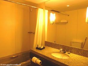 Photo: #016-Brasilia. Le Kubitschek Plaza. La salle de bains.