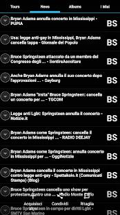 Bruce Springsteen Concerts - náhled