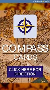 Compass Cards - náhled