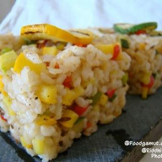 Exotic Rice Recipes.
