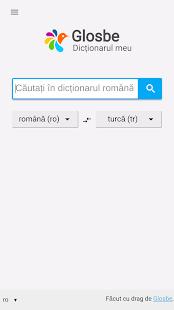 Romanian-Turkish Dictionary - náhled