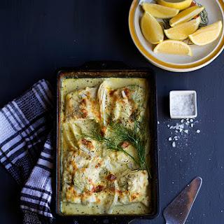 Creamy Fish Rice Recipes