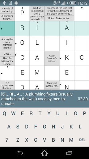 Crosswords CW-2.2.0 screenshots 3