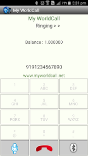 Myworldcall- screenshot thumbnail