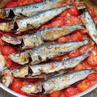 Sardines in Spicy Tomato Sauce from 'The Adobo Road Cookbook'