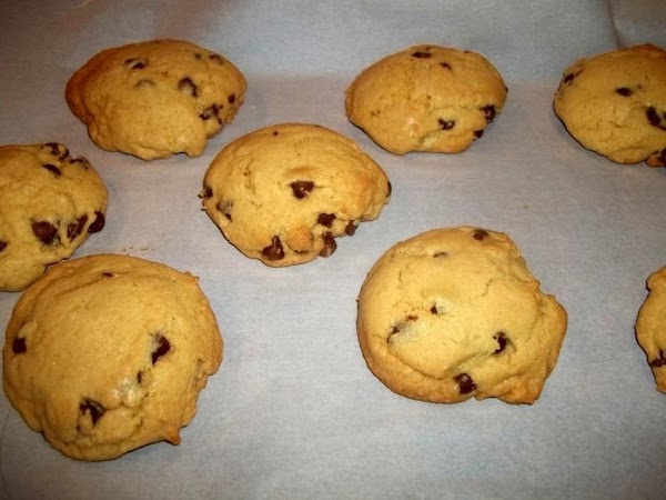 Place one sheet pan on each rack and bake for 7 - 8 minutes,...
