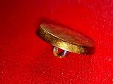 กระดุมเก่า เนื้อทองคำ หนักประมาณ 1.3 กรัม ครับ