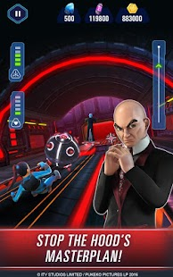 Thunderbirds Are Go: Team Rush- screenshot thumbnail