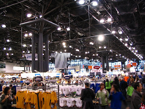 Photo: NYC Marathon 2009 Expo