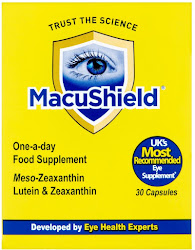 Macushield One-a-Day Food Supplement - 30 Pack
