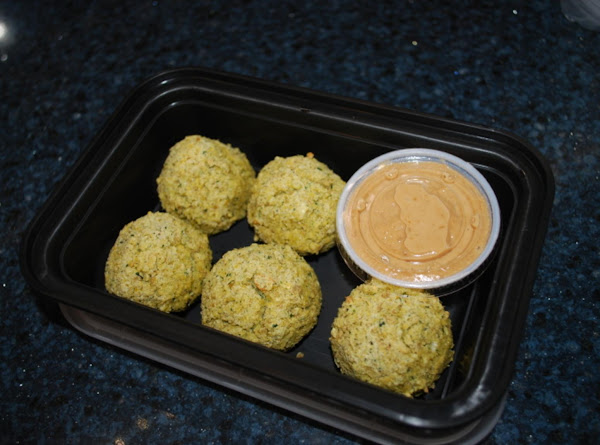 Oven Baked Falafels Recipe