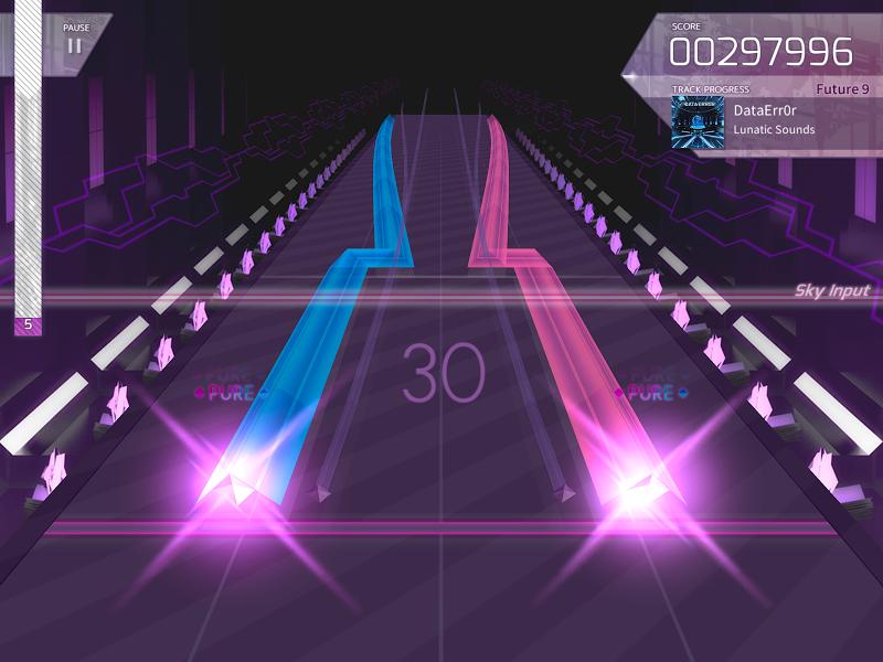 Arcaea - New Dimension Rhythm Game Screenshot 14