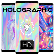 Holographic Wallpapers HD APK