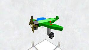 零式艦上戦闘機(駐機時
