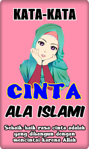 Download Kata Cinta Ala Islami Apk Latest Version App By