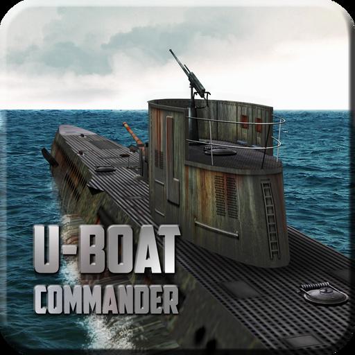 WWII UBoat Submarine Commander