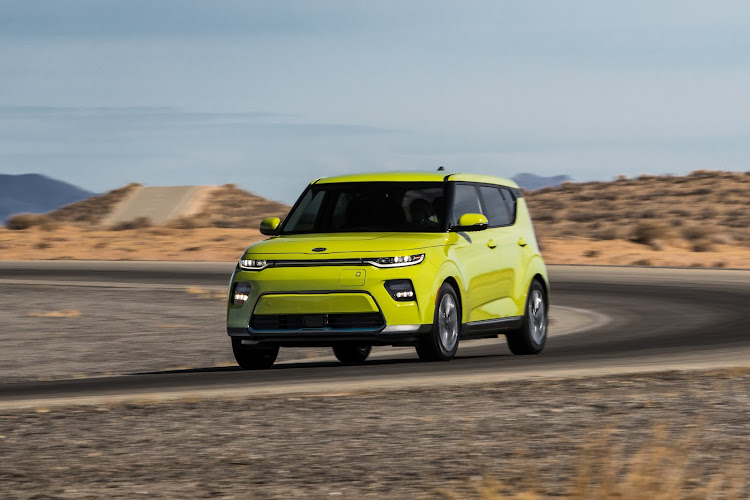 The new Kia Soul has a much more masculine look to it. Picture: SUPPLIED