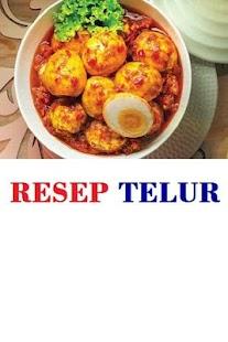 Resep Masakan Telur Lengkap - náhled