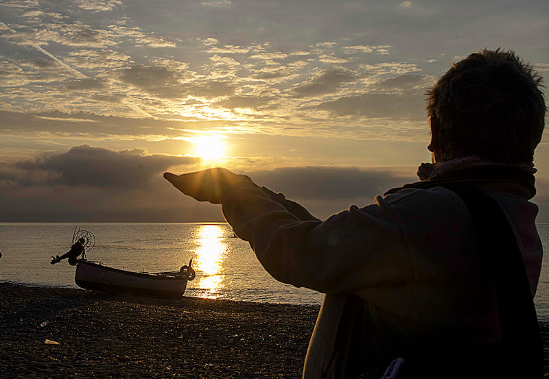 L'energia dell'alba..... di Giuseppe Loviglio