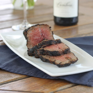 Grilled Santa Maria Valley-Style Tri Tip