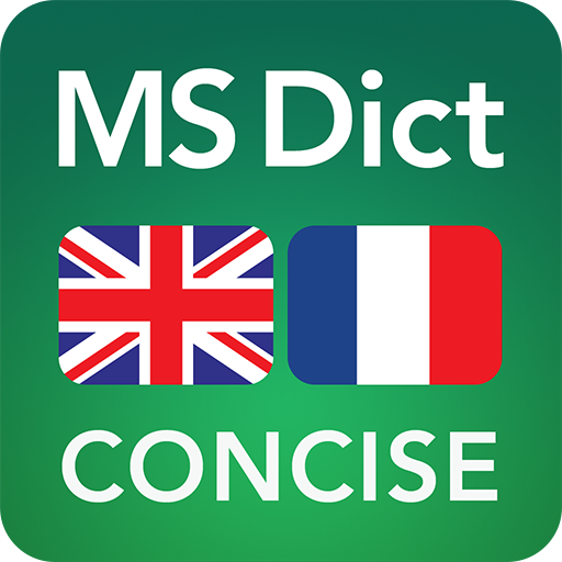 Dictionary English<>French Icon