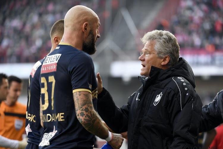 """Van Damme en Bölöni laten zich uit over """"abnormale agressie"""" van Lamkel Zé: """"Hij is alleen nog maar een collega voor me"""""""