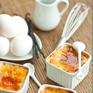 Classic Creme Brule (4 Ingredients Only!) Recipe