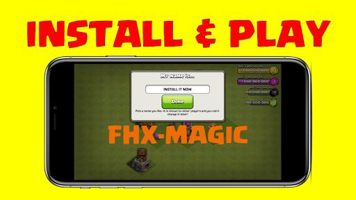 Fhx magic S2 coc work 5.0 screenshots 1