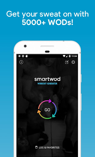 SmartWOD Workout Generator 1.6.0 screenshots 1