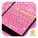 Pink Eva Keyboard Theme icon