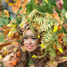 by Eko Probo D Warpani - People Fashion ( colour, jember, fashion, jember fashion carnival, color, carnival, indonesia, carnaval, street, jember fashion carnaval, party, , best female portraiture )