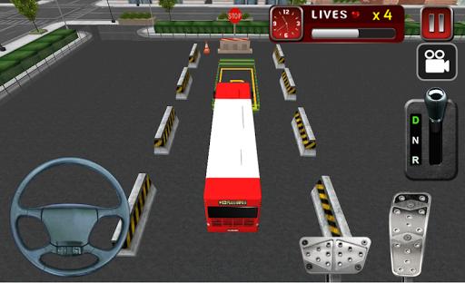 3D Bus Parking Simulator 1.7 screenshots 1
