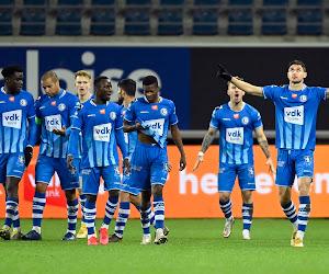 Le Standard de Liège chute à La Gantoise, 1ère victoire de Hein Vanhaezebrouck à la tête des Buffalos