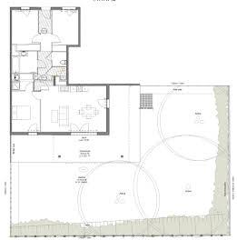 Appartement 4 pièces 86,84 m2