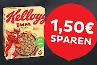 Angebot für Kellogg's Zimmys Cinnamon Stars® im Supermarkt - Kellogg'S