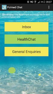Polmed Chat Aplikace (apk) ke stažení zdarma pro Android/PC/Windows screenshot
